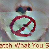 """Watch What You Say""  Sun. 4-14-13 AM sermon by David Hankins"