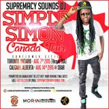 Supremacy Sounds - Simple Simon - CANADA PROMO MIX