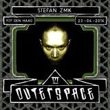 Stefan ZMK @ OuterSpace 6 - PIP The Hague 2016 [rave|breaks|hardcore|tekno|industrial]