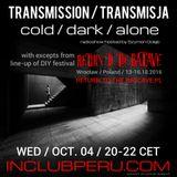 Transmission/Transmisja [05.10.2016]
