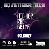 November '18 - 92 East Mix
