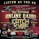 @Kingshariftv and @_DJchase - Listen As You Go Online Radio Show Podcast 6.4.15 www.catchthevybe.com