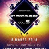 DJ Como - Live@Atmosphere Vol.5 Art Klub Trnava 08_03_2014