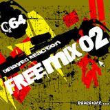 C64 - Delayed Reaction - PeaceOff FreeMix02 - 2008 (breakcore)