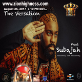 The Versation With Icebox Intl Kolaiah Bey and Subajah on Zionhighness Radio