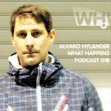 Alvaro Hylander (ES) - What Happens Podcast 018