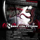Extremist B2B The D-Mon Live @ Noise Pollution 02/09/11