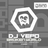 OYMR004 - dj. Vepo - Broken world [On Your Mind Records]