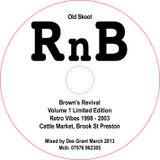 Retro Old Skool RnB Classics Vol 1