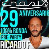 CHASIS 29 aniversario - 100x100 Ronda - Ricardo F - 09/11/2018