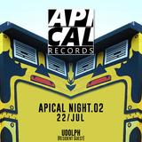 Apical Night .02 @ Cocoliche - 22/07/2017 - PART1