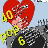 40 pop 6: Stranglers, Disclosure, U2, VanHalen, De Dijk, Klangkarussell, Sabrina, Lorde, Joan Jett