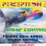 Dj Lisa Perception Take Control Melton Mowbray 1993