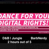 Drum & Bass + Jungle Classics || Netzpolitik.org Party [Sept. 2015] #NP11