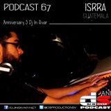DS (DJ IN SIVAR) PODCAST  67 - ISRRA @ PROM NIGHT DS 3 YEAR