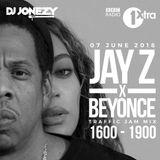 DJ Jonezy - Jay Z x Beyonce 1Xtra Traffic Jam Mix