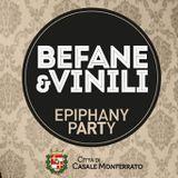 Epiphany party - 05.01.15 Salone Tartara - Casale M.