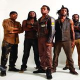 RAGING FYAH on Irie Vibes with GWF 23rd September 2012