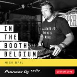 In The Booth Belgium - Nick Bril