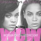 Rihanna vs Beyonce WCW mix