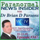 Paranormal News Insider_with Dr Brian D. Parsons_20180123_347