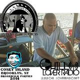 Duce Martinez Recorded Live @ Coney Island Brooklyn, NYC  8 27 2014