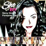 Sexy notes - Foreplay - act 01 By DJ Chris Prado