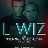 Promo Mini Mix for L-Wiz (Live)