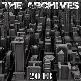 Archives Vol 1- 2013-03-23