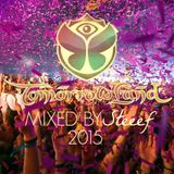 TOMORROWLAND MIX 2015