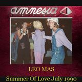 Leo Mas @ Amnesia, Ibiza – Summer Of Love Party – 07.07.1990