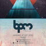Igor Marijuan / Special BPM Festival radio show / 2.10.2012 / Ibiza Sonica