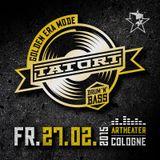 Tatort Allstars Session ARTheater Cologne Feb 2015