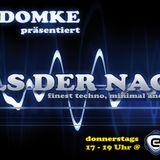 Domke - Puls der Nacht @ eradio-one.de 10.6.10