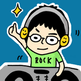 【MIXUP_201610】DJ YO-SKE_青春時代に聴いていたROCK