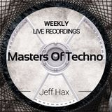 Masters Of Techno Vol.100 Mixed by Jeff Hax and Djane Nic Tech