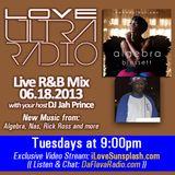 Love Ultra Radio with Jah Prince 06 18 2013
