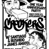 CROOKERS - Live @ Smart Bar (Chicago 20-06-2008)