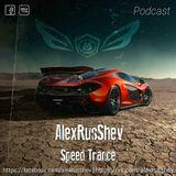 AlexRusShev - Speed Trance (04.09.2019) [Podcast]