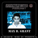 Max B. Grant @ Hardstyle United Podcast #5