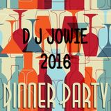 Jowie's Pre-Dinner Party 2016