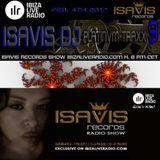 Platinvm Traxx 9 by IsaVis DJ for the IsaVis records show, Ibiza Live Radio, 2017 Feb. 4th