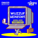 The Morning Show Interview with Career Coach Amira Amin from WUZZUF – Episode 6