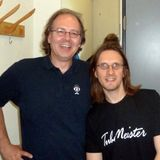#793 The Backbeat Experience - Interview #5 with Steven Wilson with part 2 on Grace for Drowning