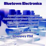 Bluetown electronica live show 14.09.14