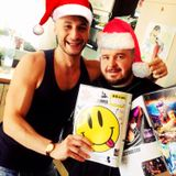 Kissy Sell Out + MC COBRA // Christmas Special 2016 @Pioneer DJ Radio