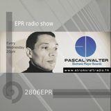 Electronic Player Rec. Radio Show (June 28. 2017) - Pascal Walter