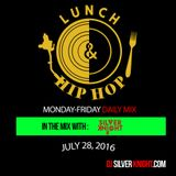 Lunch & Hip Hop (mix) Turn Up by Dj Silver Knight