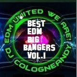 #Best #EDM Big Bangers Vol 1 #classics #funmix by #Cologneandy #Frechen #edmfamily #UnitedWeAre