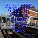 BLUE LINE GROOVIN